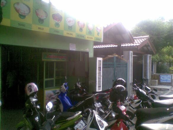 Outlet  Pisjo Rawamangun